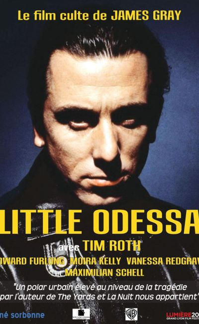 Affiche française (reprise) de Little Odessa de James Gray