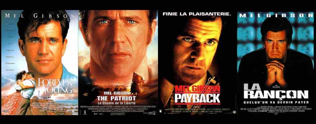 Affiches françaises de Mel Gibson