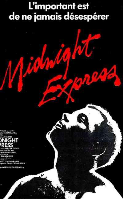 Midnight express, affiche du film d'Alan Parker
