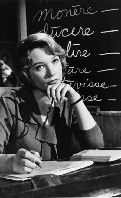 Shirley MacLaine dans La Rumeur