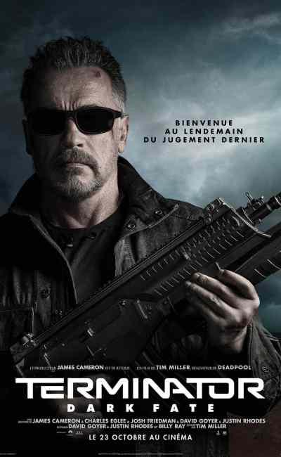 Arniold Schwarzenegger dans Terminator Dark Fate