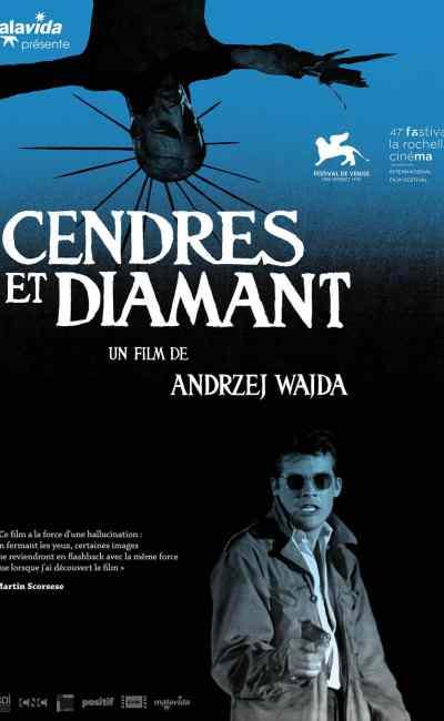 Cendres et diamant : affiche 2019