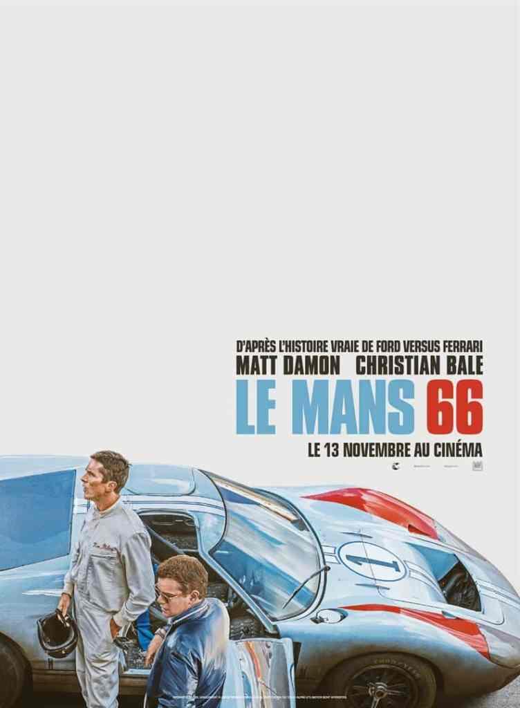 Le Mans 66, affiche 1