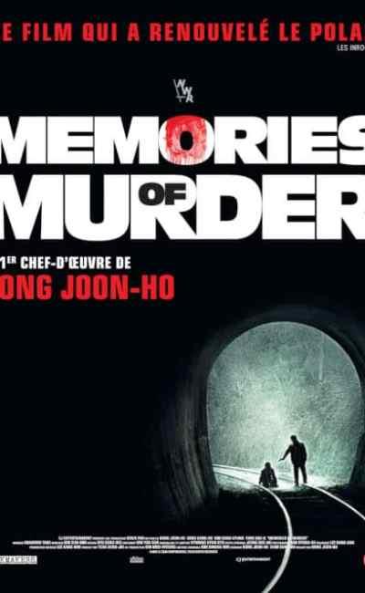 Affiche de Memories of Murder