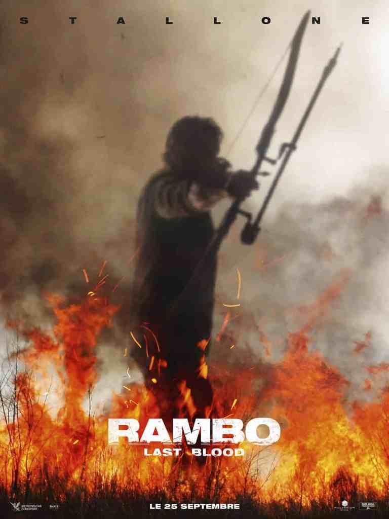 Rambo Last Blood, affiche teaser