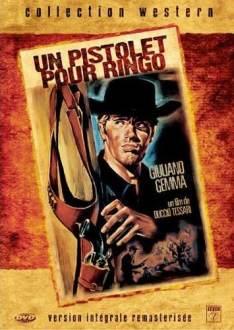 Un pistolet pour ringo DVD