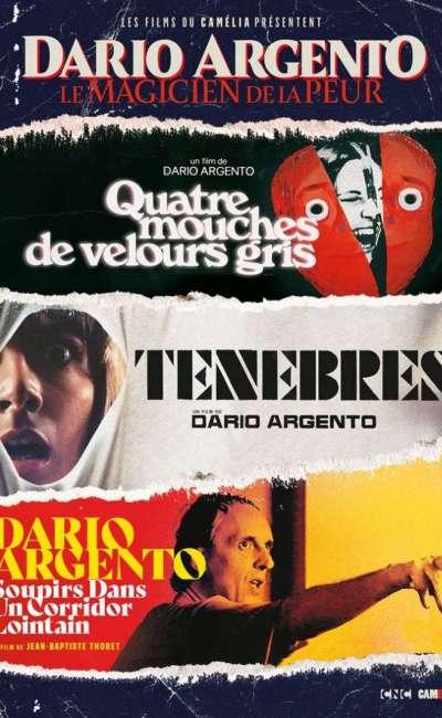 Dario Argento, l'affiche de la reprise 2019