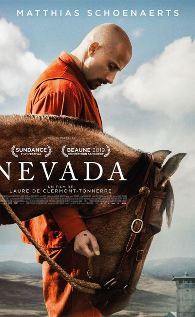 Nevada, l'affiche