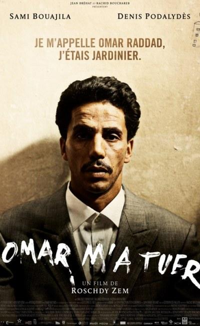 Affiche d'Omar m'a tuer de Roschdy Zem
