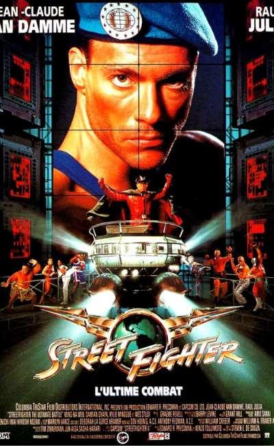Street Fighter - l'ultime combat, l'affiche