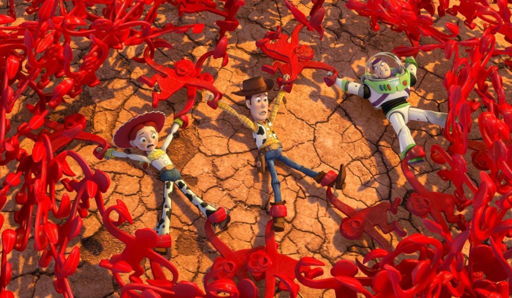 Toy Story 3 photo de l'attaque des singes
