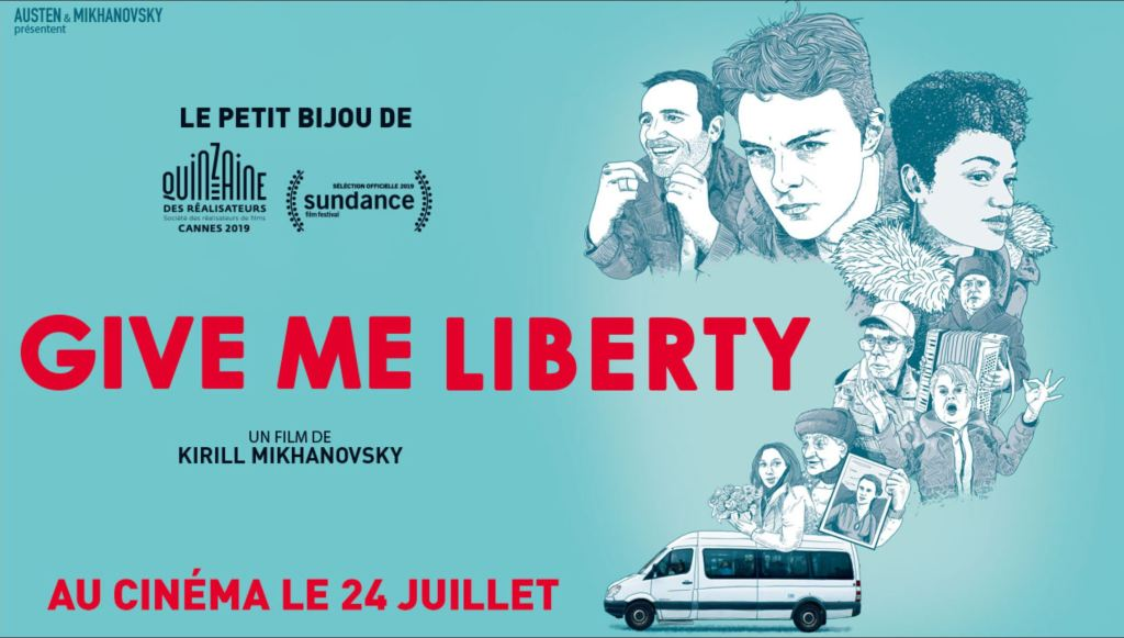 bande-annonce Give me liberty