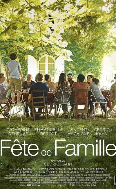 Affiche de Fête de Famille de Cédric Kahn