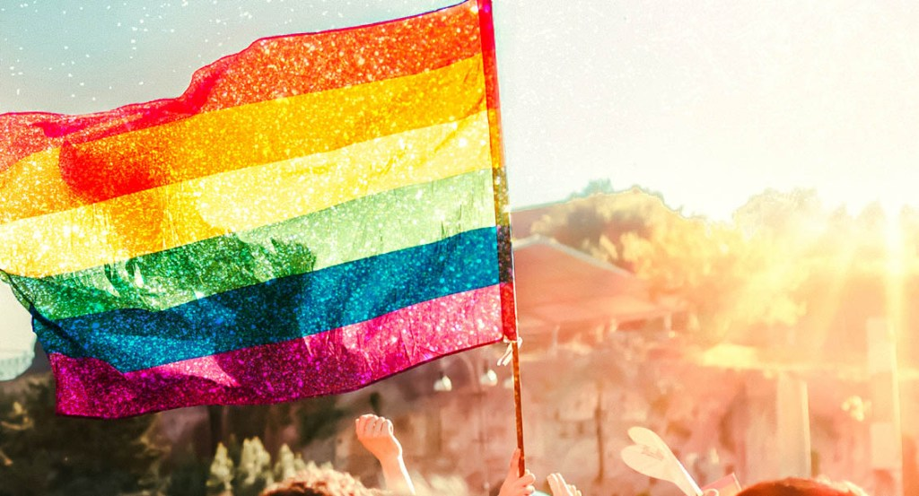 Le pavillon gay, rêvé par Harvey Milk
