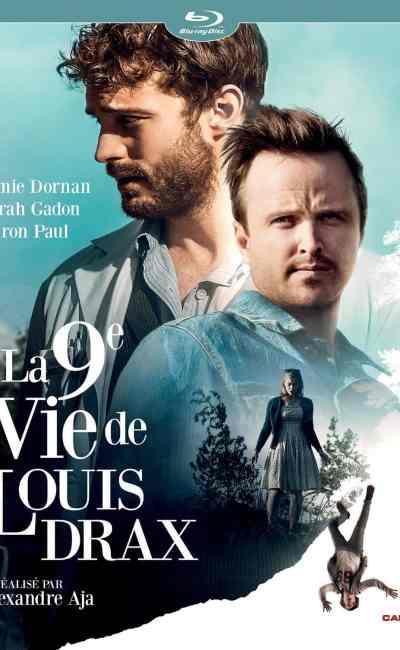 Jaquette dy film d'Alexandre Aja La 9e vie de Louis Drax