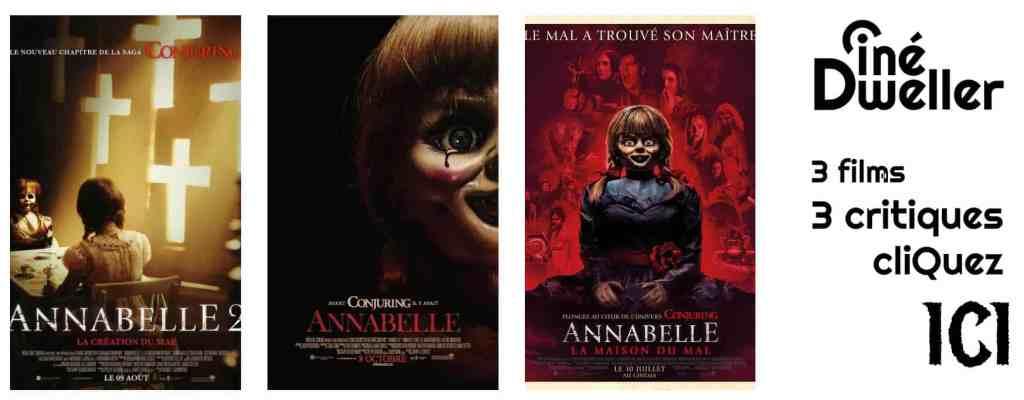 Annabelle : la trilogie malégique