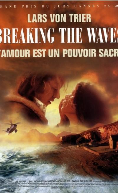Affiche française de Breaking the Waves de Lars von Trier