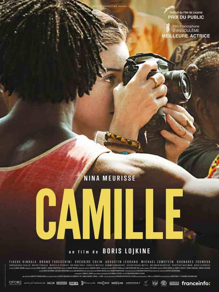 Affiche du film Camille