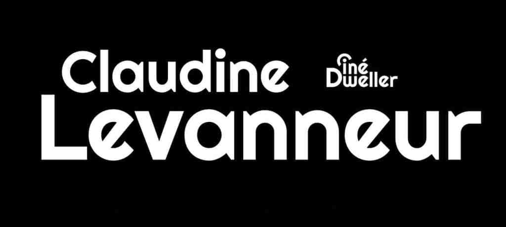 Logo rédactrice Claudine Levanneur