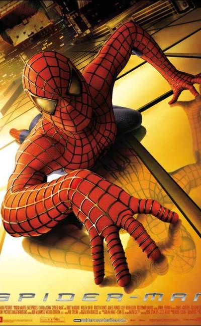 Affiche du film Spider Man