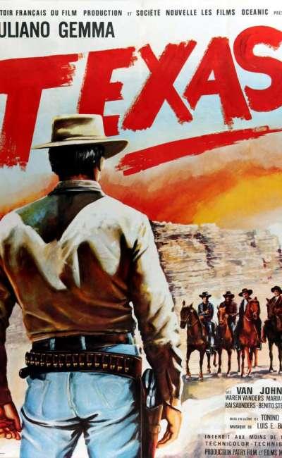 Texas, l'affiche française
