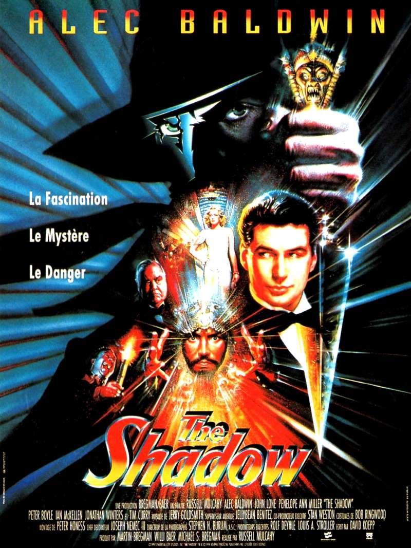 The Shadow, l'affiche du film