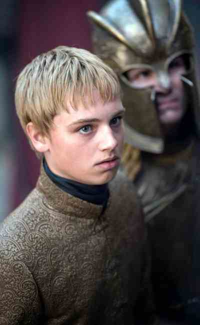 Dean Charles Chapman dans Game of thrones