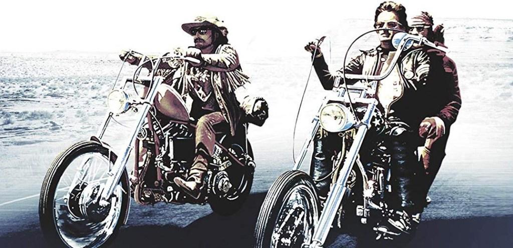 Jaquette Blu-ray Britannique de Easy Rider