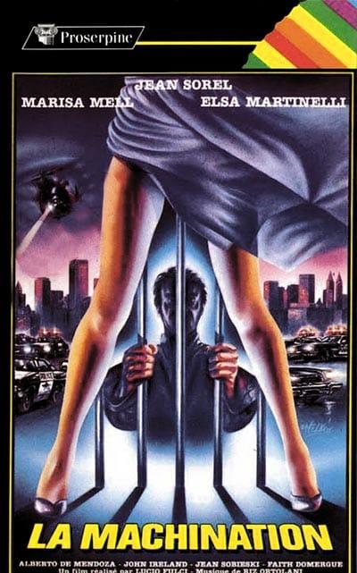 Perversion story, la machination en VHS chez Proserpine