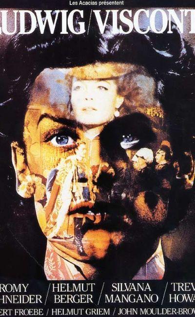 Affiche de Ludwig, le crépuscule des dieux, visconti
