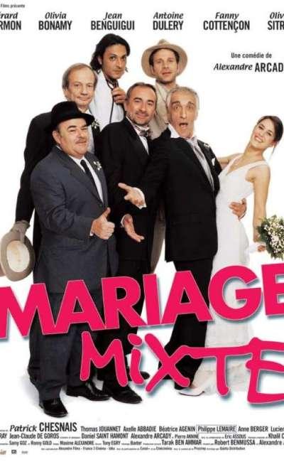 Mariage mixte, l'affiche