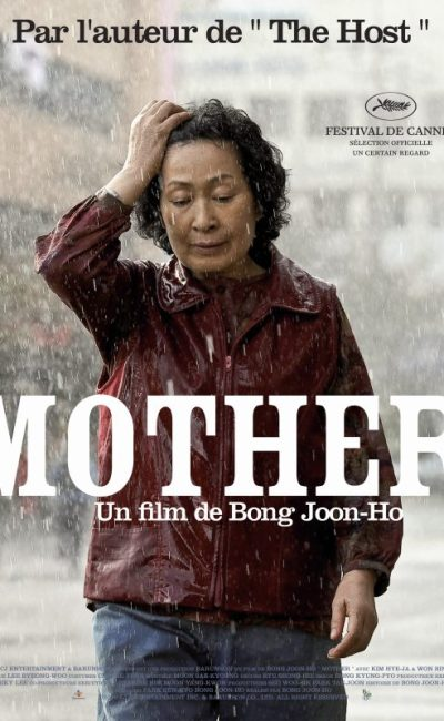 Affiche de Mother, thriller de Bong Joon-ho