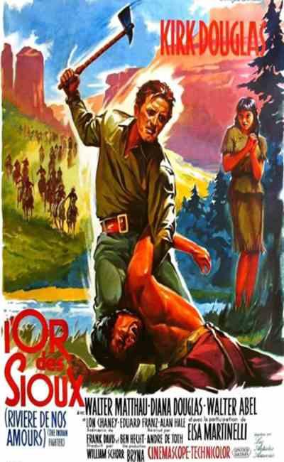 Kirk Douglas dans la riviere de nos amours