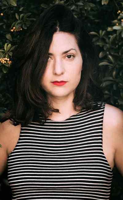 Rebecca Zlotowski photographiée par Marie Rouge