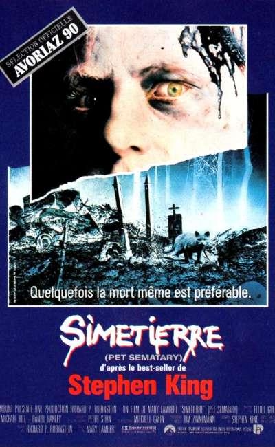 Simetierre 1989, l'affiche