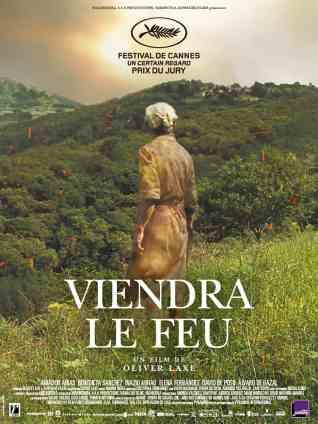Affiche de Viendra le feu par Louise Matas