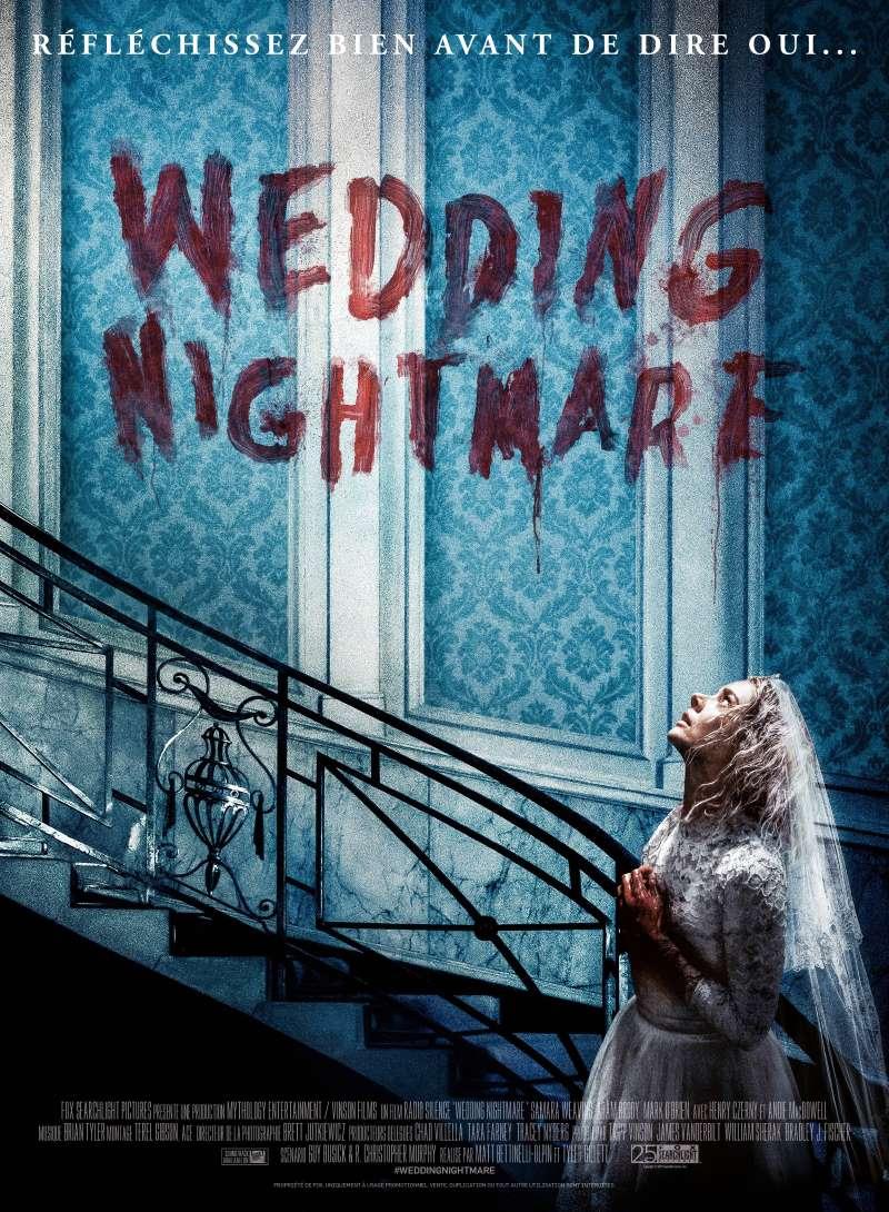 Wedding Nightmare, l'affiche