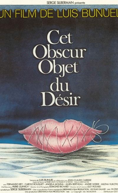 Affiche de Cet obscur objet du désir