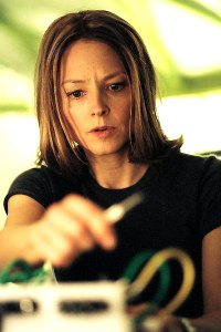 Jodie Foster dans Flight Plan
