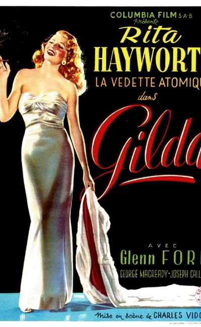 Affiche de Gilda de Charles Vidor