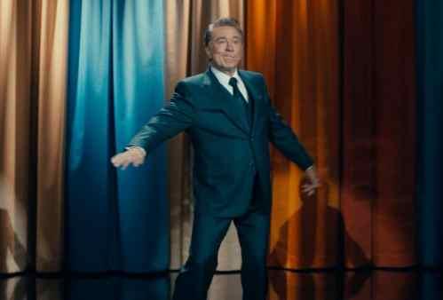 Robert de Niro en Murray Franklin dans Joker