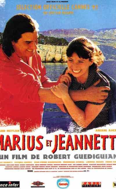 Affiche de Marius et Jeannette