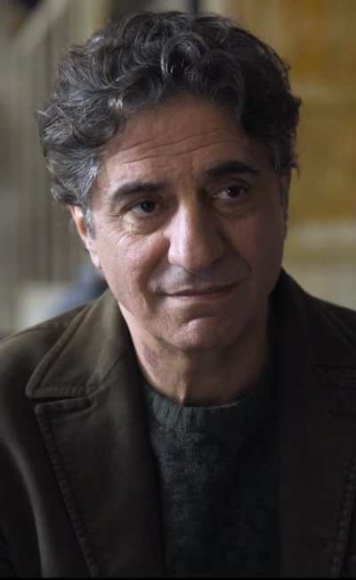 Simon Akkarian dans L'Audition