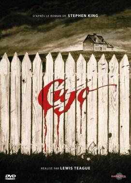 Jaquette 2019 de Cujo, en DVD chez Carlotta