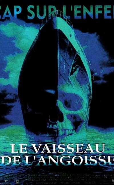 Le vaisseau de l'angoisse, l'affiche