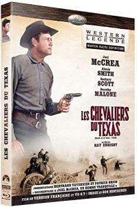 Jaquette des Chevaliers du Texas