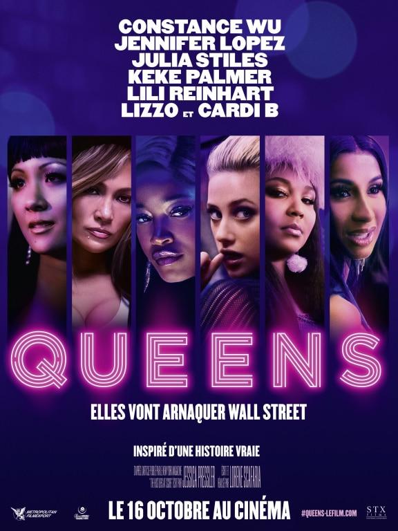 Queens affiche française