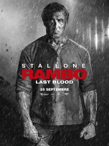 Affiche alternative Rambo Last Blood