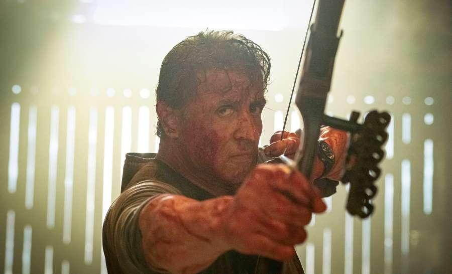 Rambo Last Blood, bandeau