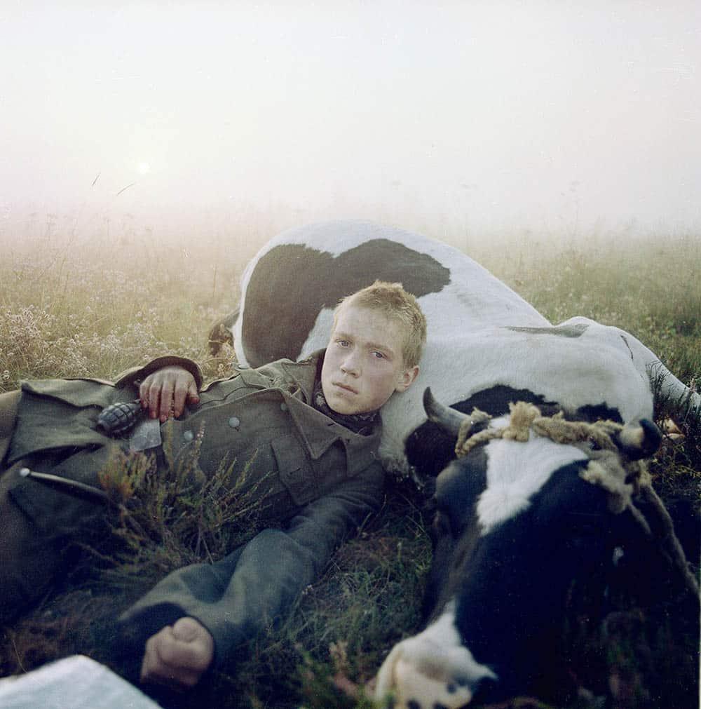 Barbarie et poésie, Requiem pour un massacre